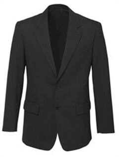 BC Mens Wool Stretch 2 Button Jacket 84011 2