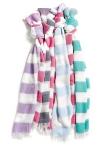 BC Ladies Two Tone Scarf 99001