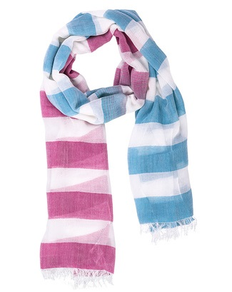BC Ladies Two Tone Scarf 99001 5