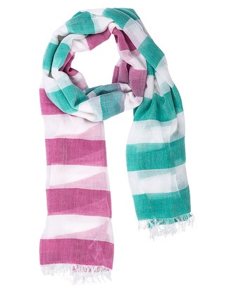 BC Ladies Two Tone Scarf 99001 2