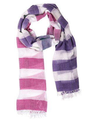 BC Ladies Two Tone Scarf 99001 4