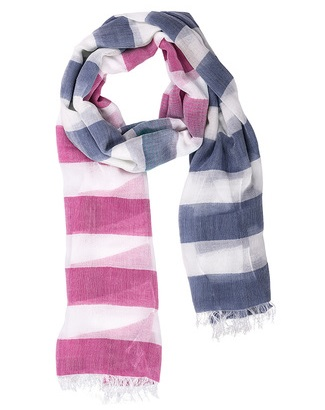 BC Ladies Two Tone Scarf 99001 3