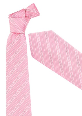 BC Mens Self Stripe Tie 99101 5