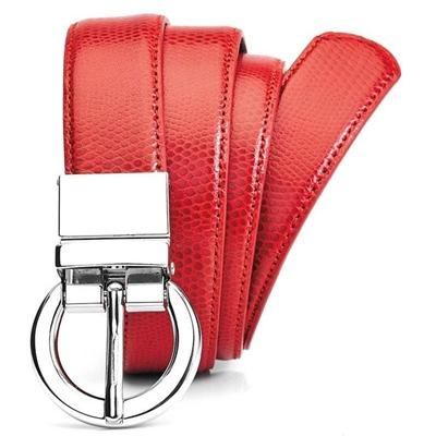 BC Ladies Leather Reversible Belt 99200 3