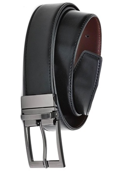 BC Mens Leather Reversible Belt 99300 1