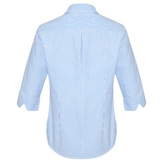 Adv Lindsey Ladies 3/4 Sleeve Shirt A41011 3