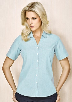 Adv Lindsey Ladies Short Sleeve Shirt A41012