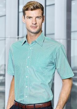 Adv Lindsey Mens Short Sleeve Shirt A41022
