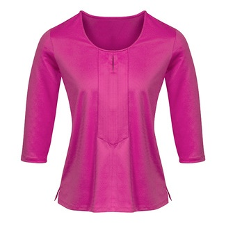 Adv Abby Ladies 3/4 Sleeve Knit Top AC41511