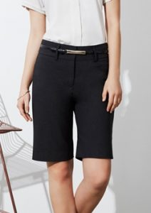 Biz Classic Ladies Above Knee Short BS129LS