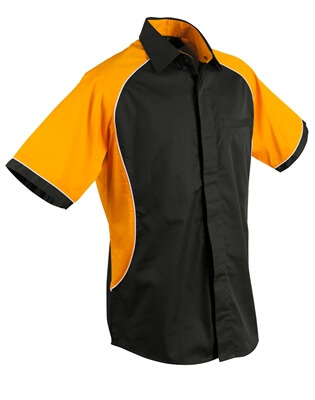 WS Arena Tri-Colour Mens Shirt BS15 2