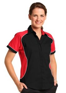 WS Arena Tri-Colour Ladies Shirt BS16