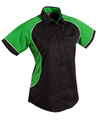 WS Arena Tri-Colour Ladies Shirt BS16 3