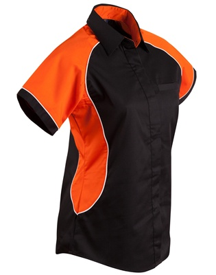 WS Arena Tri-Colour Ladies Shirt BS16 5