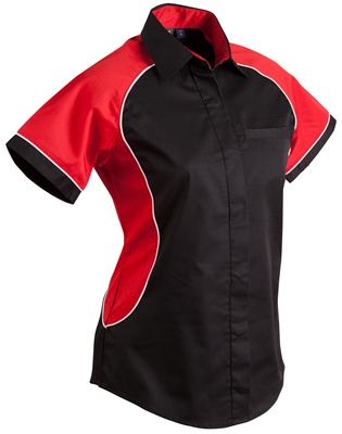 WS Arena Tri-Colour Ladies Shirt BS16 6