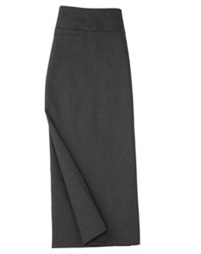 Biz Classic Ladies Below Knee Skirt BS29323 3