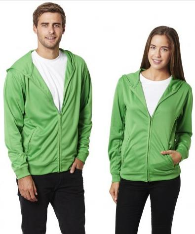 BS Hooded Jacket Adults BSHD21 3