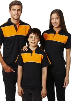 BS 3 Toned Polo Kids BSP2012K
