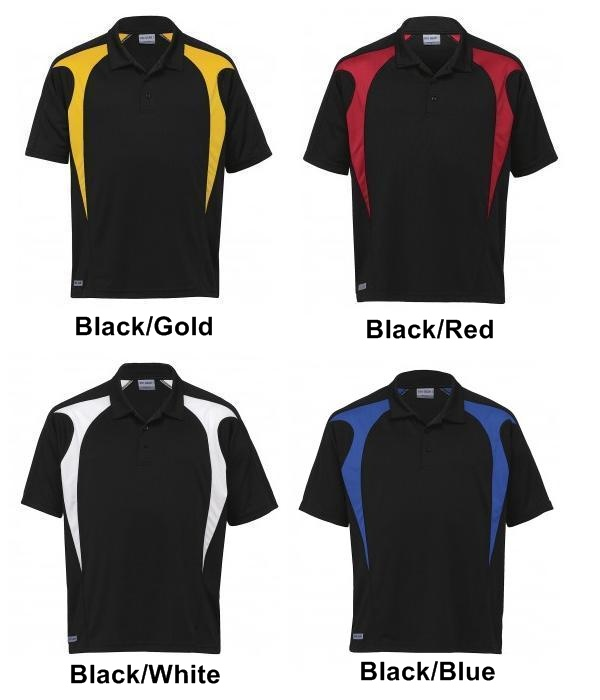 GFL Spliced Zenith Mens Polo DGSP 2