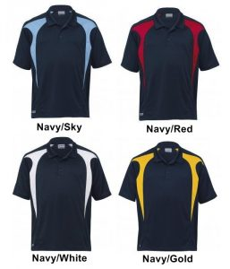 GFL Spliced Zenith Mens Polo DGSP 4