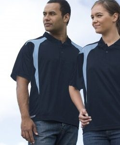 GFL Spliced Zenith Mens Polo DGSP
