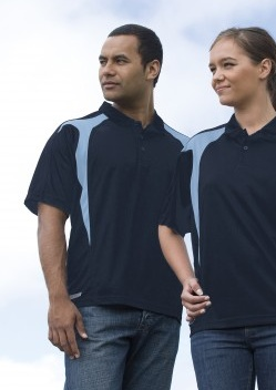 GFL Spliced Zenith Mens Polo DGSP 1