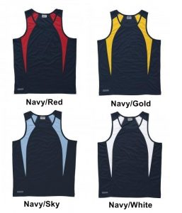 GFL Spliced Zenith Youth Singlet YDGSS 3