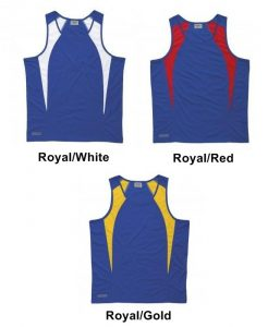 GFL Spliced Zenith Youth Singlet YDGSS 5