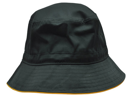 WS Sandwich Bucket Hat with Toggle H1033 2