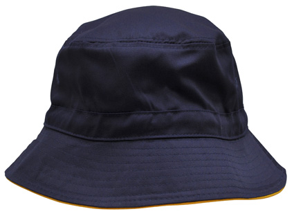 WS Sandwich Bucket Hat with Toggle H1033 5