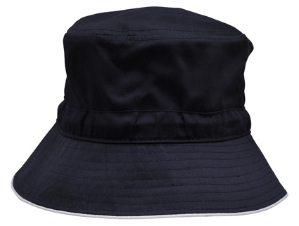 WS Sandwich Bucket Hat with Toggle H1033 7