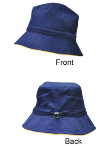 WS Sandwich Bucket Hat with Toggle H1033