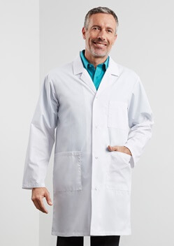 Biz Lab Coat H132ML