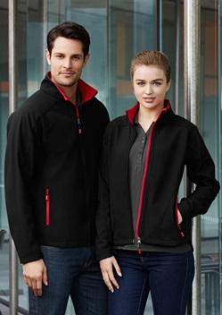 Biz Geneva Ladies Softshell Jacket J307L
