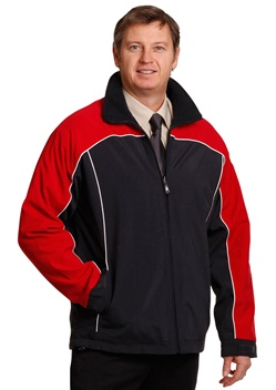 WS Cascade Mens Tri-Colour Contrast Reversible Jacket JK22