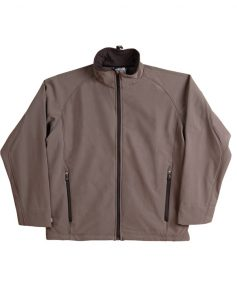 WS Softshell Mens Hi-Tech Jacket JK23 3