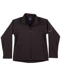 WS Whistler Ladies Softshell Contrast Jacket JK32 2