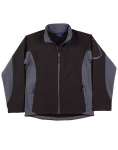 WS Whistler Ladies Softshell Contrast Jacket JK32 3