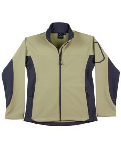 WS Whistler Ladies Softshell Contrast Jacket JK32 4