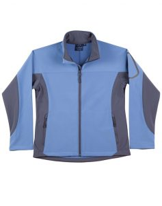WS Whistler Ladies Softshell Contrast Jacket JK32 5
