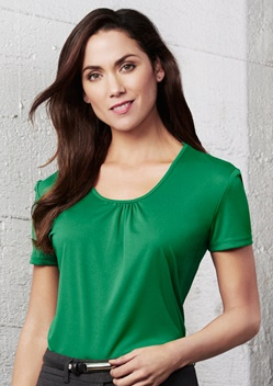 Biz Chic Ladies Knit Top K315LS – Clearance