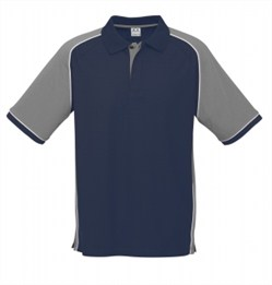 Biz Nitro Mens Polo P10112 5