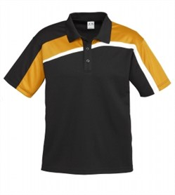 Biz Velocity Kids Polo P111KS 2