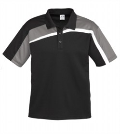 Biz Velocity Kids Polo P111KS 3