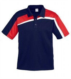 Biz Velocity Kids Polo P111KS 5