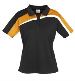 Biz Velocity Ladies Polo P111LS 3