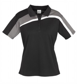 Biz Velocity Ladies Polo P111LS 4