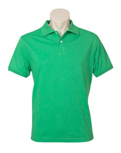 Biz Neon Mens Polo P2100 6