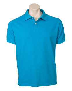 Biz Neon Mens Polo P2100 4