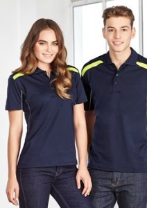 Biz United Ladies Short Sleeve Polo P244LS